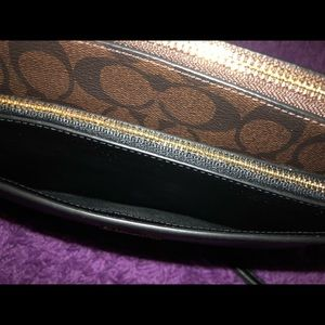 Coach Bags - Authentic Coach Crossbody Purse - Brown/Black